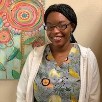 Ebony Adkins - Medical Assistant in Orlando, Florida